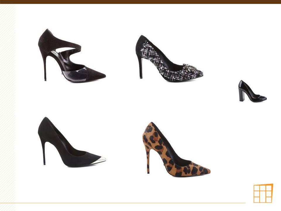Sapatos que não devem entrar no ambiente de trabalho.1